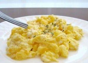 come preparare uova strapazzate