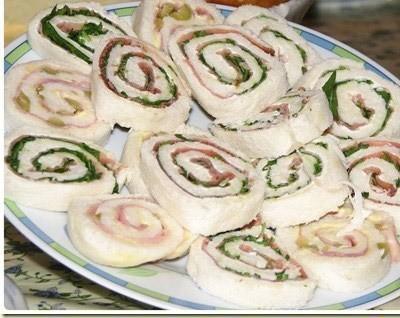 ricetta tartine