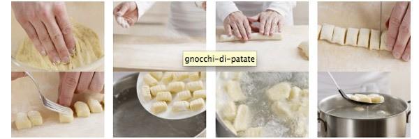 come preparare gnocchi di patate