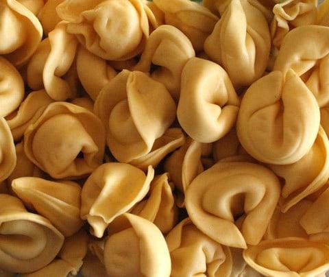 Tortellini freschi fatti in casa – ricetta