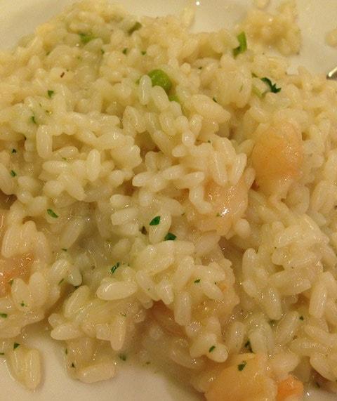 Risotto asparagi e gamberetti – Ricetta