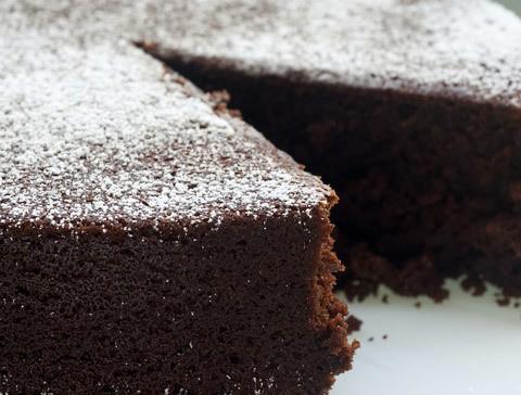 Torta al cioccolato fondente – Ricetta dolce
