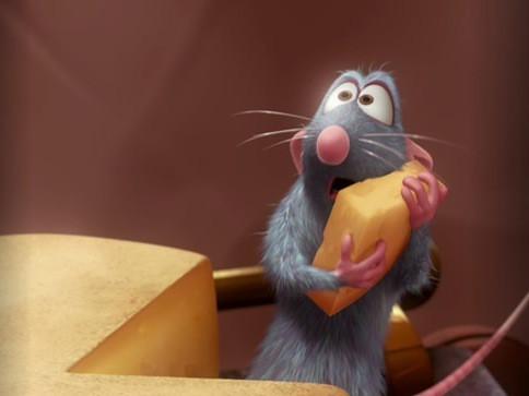 Topo ama il formaggio
