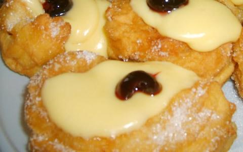 Zeppole fritte di San Giuseppe – Ricetta