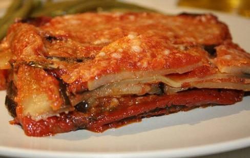 Parmigiana di zucchine – ricetta