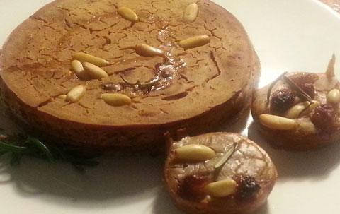 Castagnaccio – Ricetta Dolce
