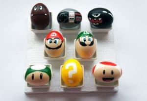 uova di pasqua mario bros