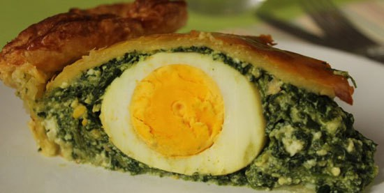Torta di Pasqua salata – ricetta