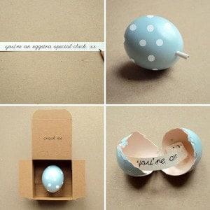 uovo di pasqua messaggio