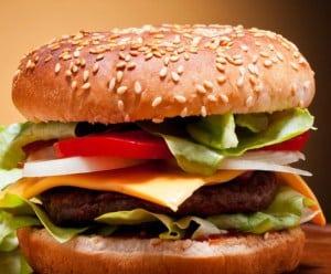 cheeseburger ricetta