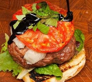 italian burger ricetta