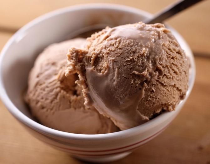 Gelato al cioccolato – ricetta