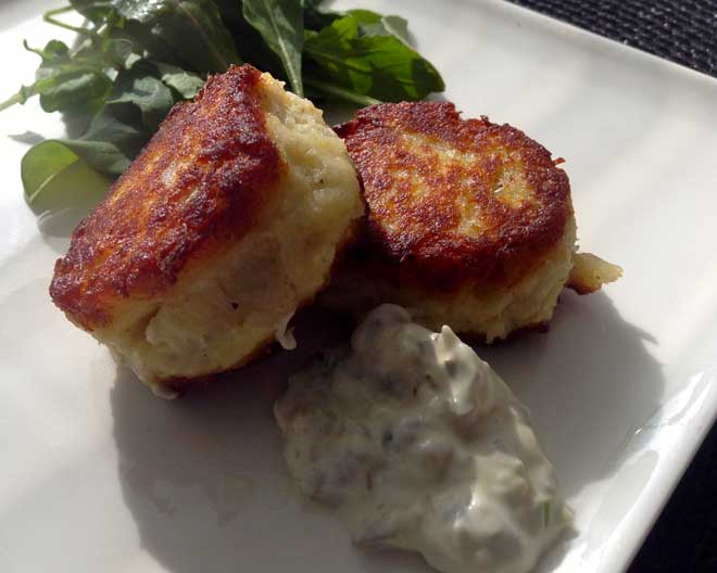 Tortino di patate – ricetta