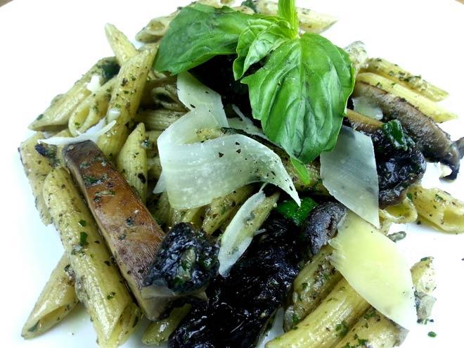 Pasta pesto siciliano – ricetta
