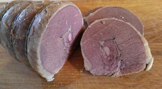 Rosta beef di manzo in salamoia
