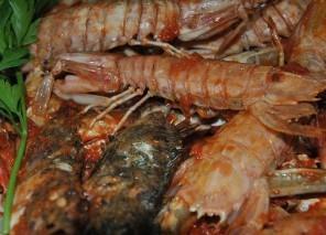 Zuppa di pesce - ciambotto
