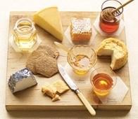 tagliere formaggi e miele