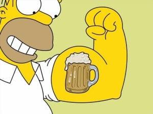 birra homer