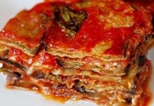 Ricetta parmigiana di melanzane fritte