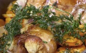 ricetta coniglio carote e olive