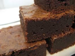 riceta brownie cioccolato fondente