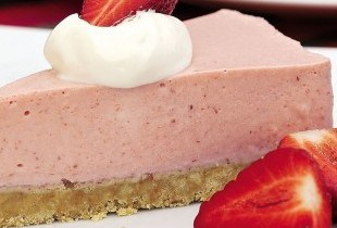 ricetta torta fragole yogurt