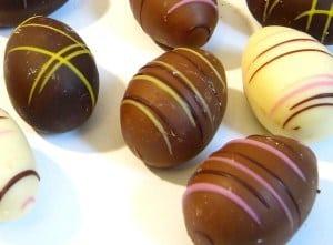 ricetta uova cioccolata pasqua