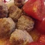 ricetta polpette di carne
