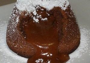 Ricetta tortino cioccolato fondente