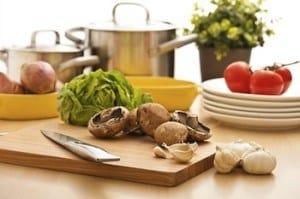 7 regole in cucina
