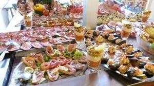 antipasti ricette buffet