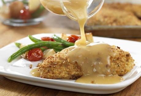 ricetta salsa gravy di pollo