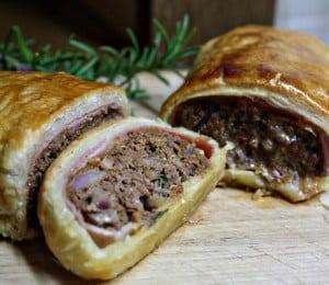 ricetta mini carne alla wellington