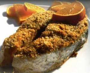 salmone ricetta