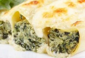 ricetta cannelloni ripieni ricotta e spinaci