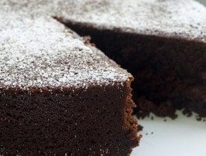 torta al cioccolato ricetta