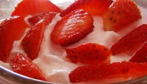 crema di fragole ricetta