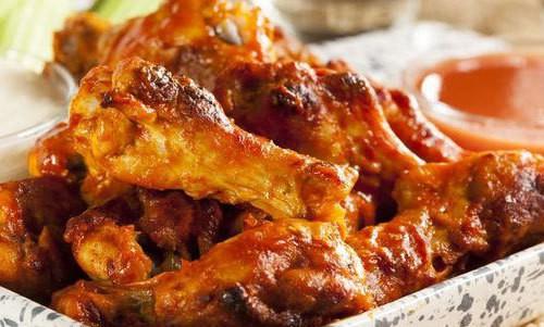 ricetta ali di pollo