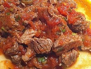 ricetta carne alla pizzaiola