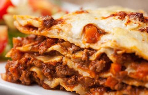 lasagne al forno con carne macinata ricetta