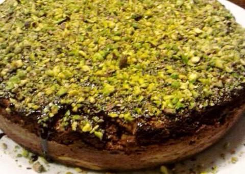 torta ai pistacchi ricetta