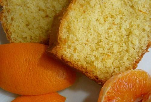 plumcake all'arancia ricetta dolce
