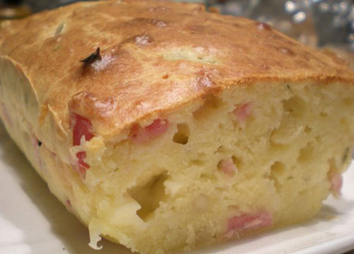 plumcake salato ricetta