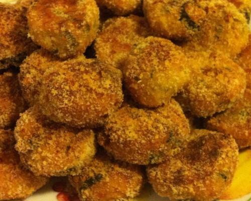 ricetta polpette broccoli e ricotta