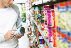 come leggere l'etichetta degli alimenti prima dell'acquisto