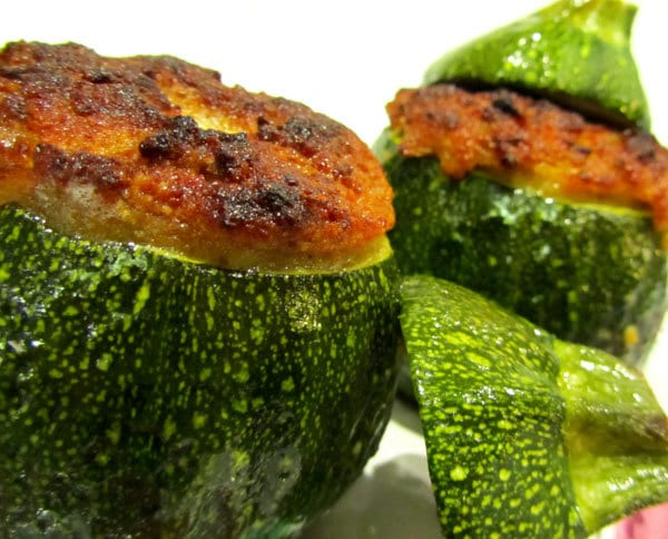 ricetta zucchine ripiene tonno e capperi