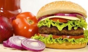 ricetta hamburger americano