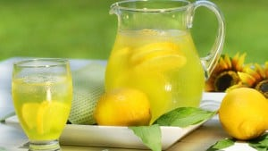 ricetta estiva limonata