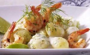 ricetta insalata di patate estiva