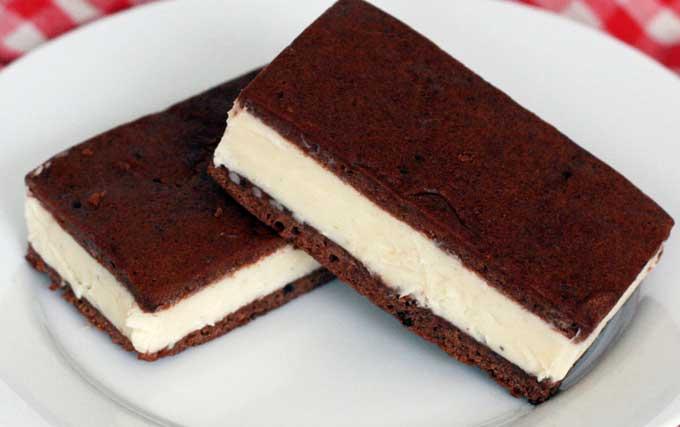 ricetta sandwich biscotto vaniglia cacao